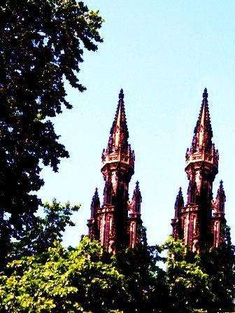 twin towers by wayne1984
