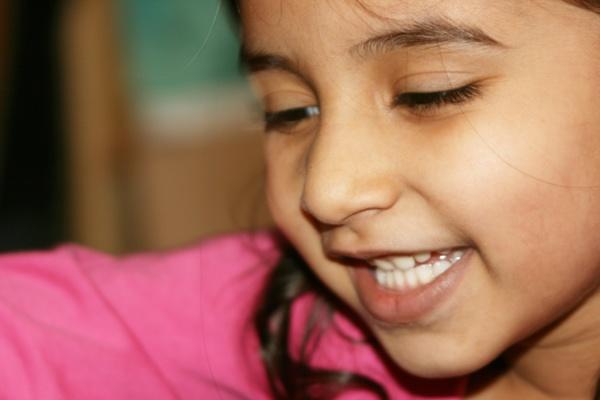 Cute Smile by webdady