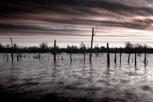 Dark Sunrise by JoshCunliffe