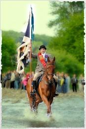 Selkirk Royal Burgh Standard Bearer