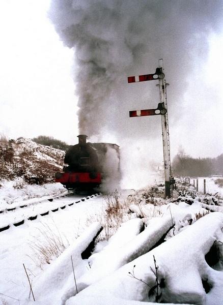 Tanfield Train by y-i-man