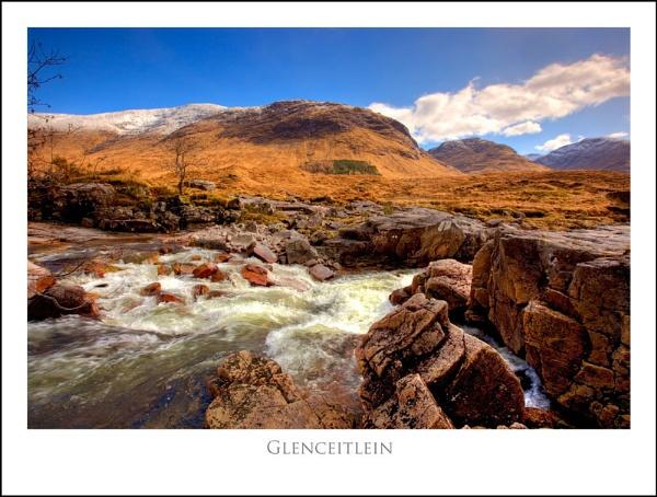 Glenceitlein... by Scottishlandscapes