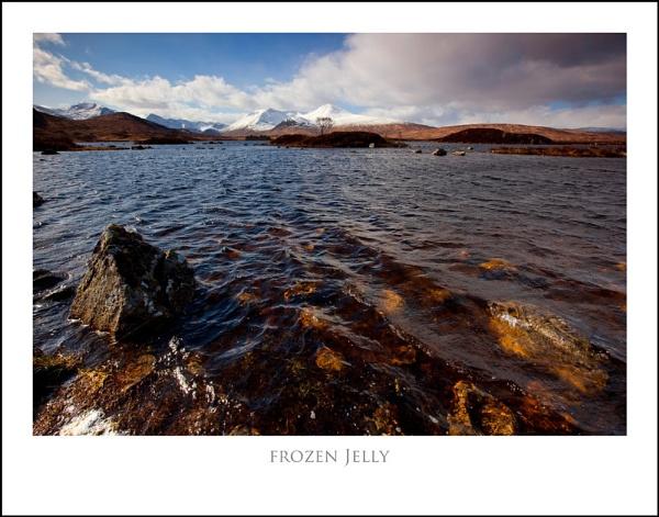 Frozen Jelly... by Scottishlandscapes