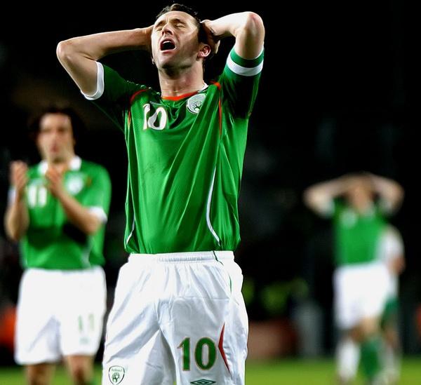Robbie Keane - Rep of Ireland 1-1 Bulgaria by irish
