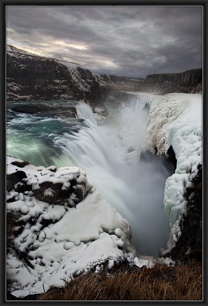 Gullfoss by Hugeknot