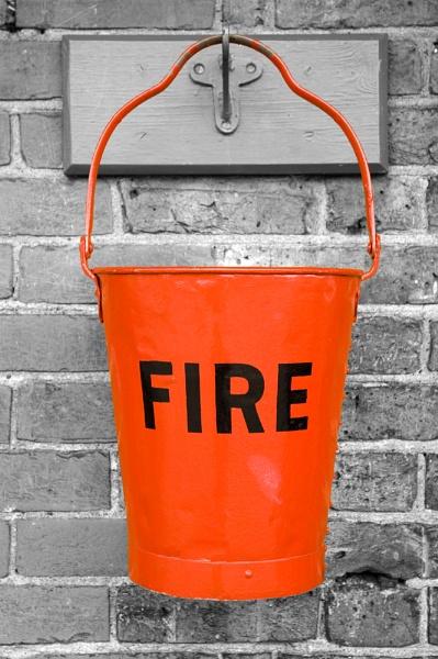 Fire by wheeldon