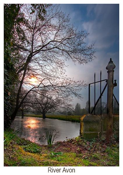 River Avon Sunset by Sue_R