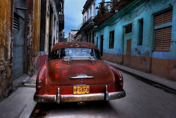 Cuba.. by BURNBLUE