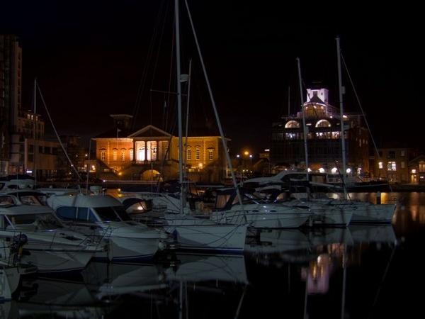 Ipswich Marina by Philipo