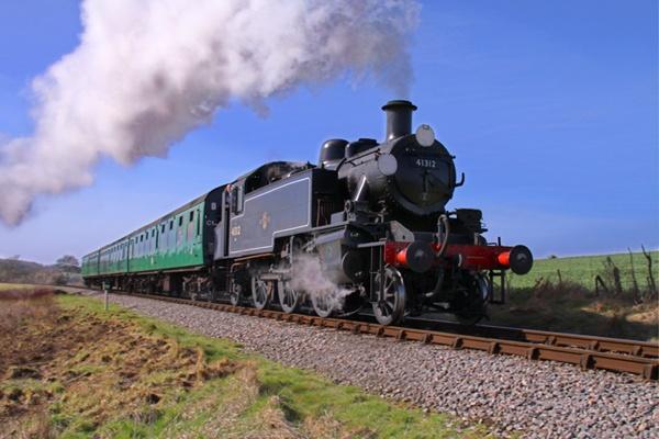41312 - Steam Gala by colinryan
