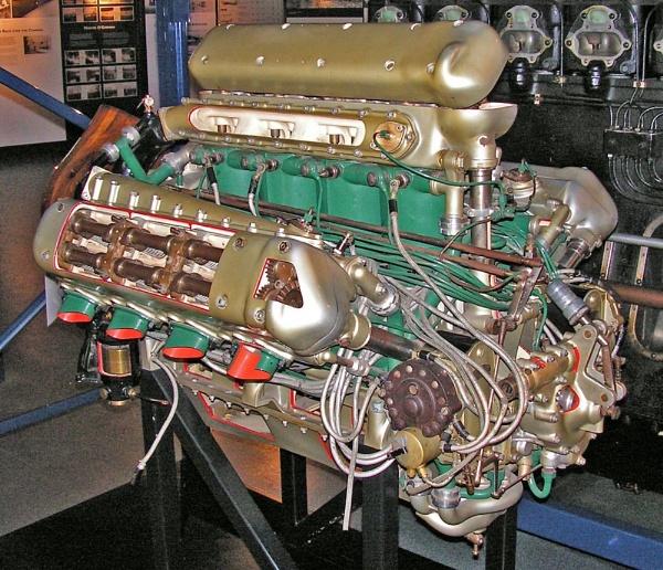 Aero Engines, Science Museum, London by spikemoz