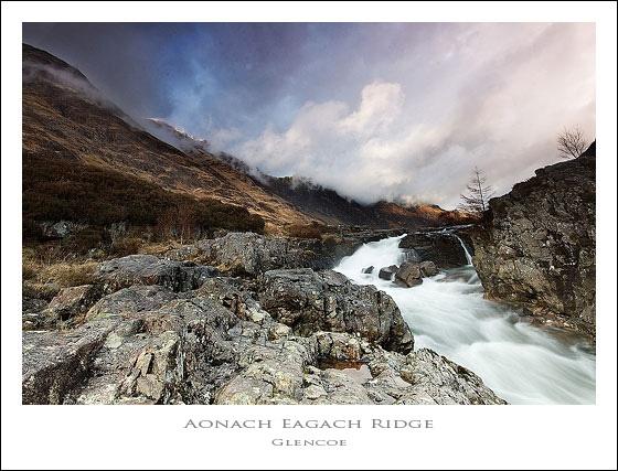 Aonach Eagach Ridge by calemdon