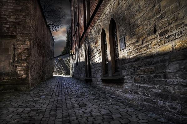Backstreet Paderborn by Sep