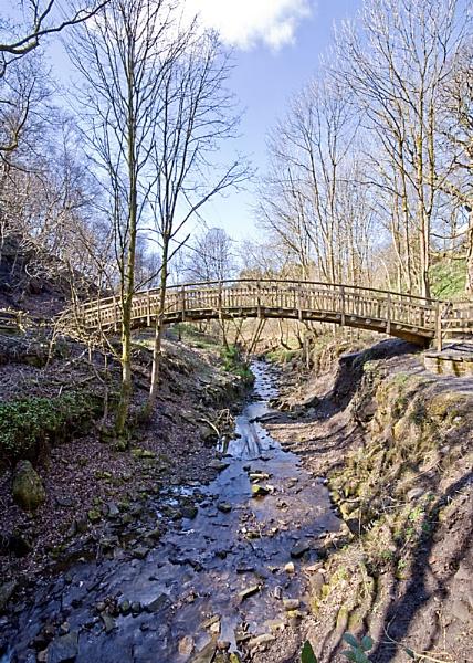 Paper Mill Bridge by Stuart463