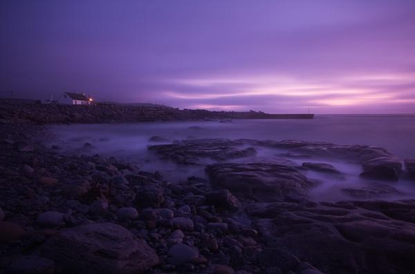 Softy Wofty Silky Milky Doolin Sunset by rowarrior