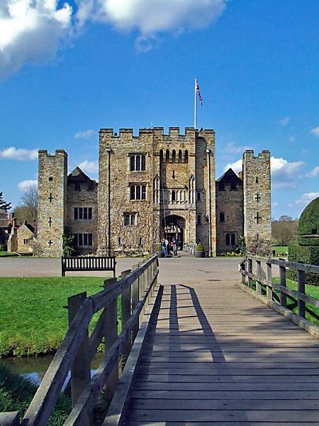 Hever Castle by Georgie