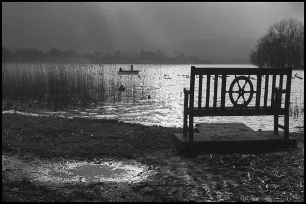 winter lake by bill78
