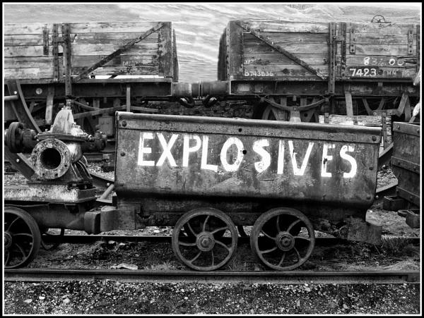 Explosvie by Rees