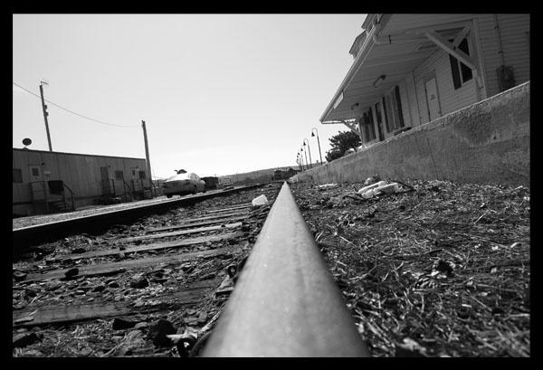 Montauk Tracks by danleatherdale