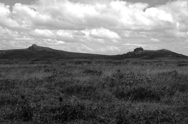 Dartmoor tor by bigbob2