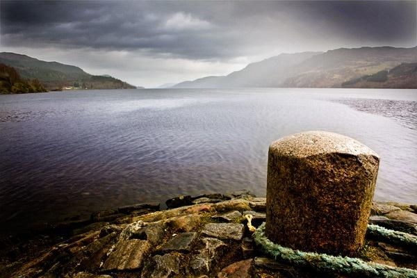 Loch Ness by Gep