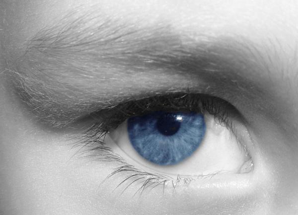 Intense Blue by EmzLou1980