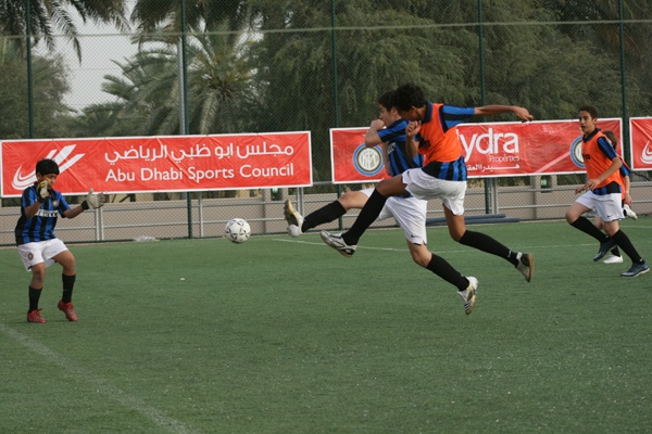 Kick Jumps by webdady
