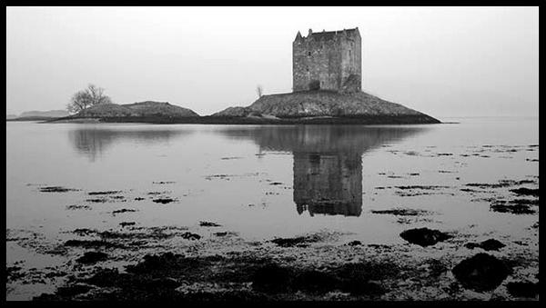 Castle Stalker by rorymorrison