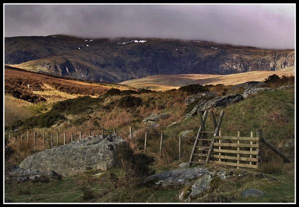Cwm Eigiau  Snowdonia by Dotrob