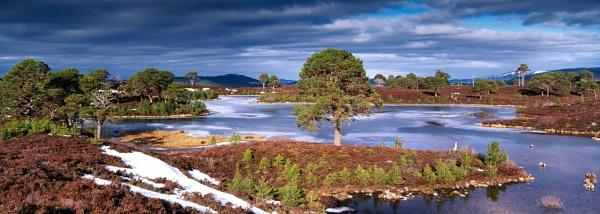Cairngorm Lochan by landandlight