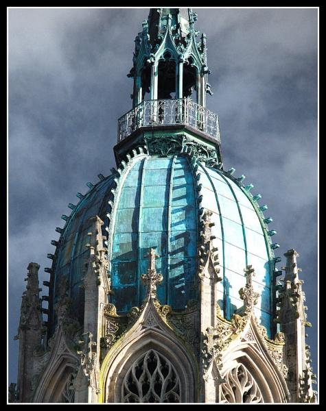 spires by glassmaker