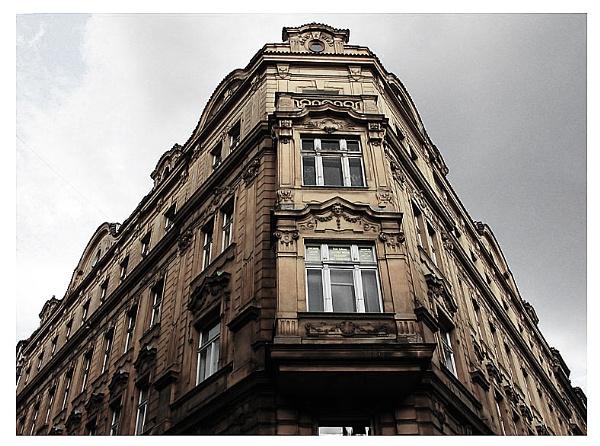 Old in London, 2006 by bjarte