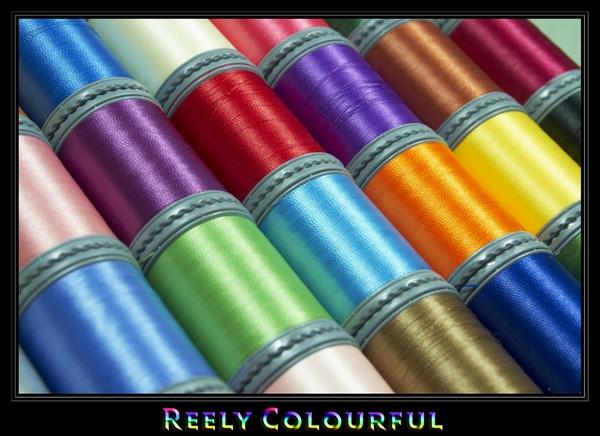 Reely Colourful II by dwilkin