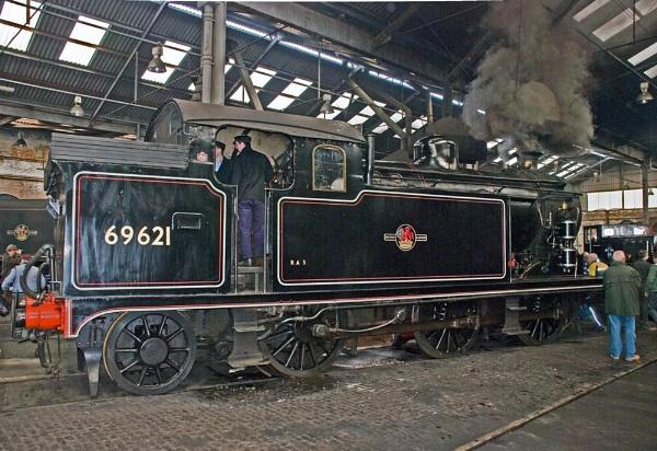Great Eastern Railway N7 by spikemoz