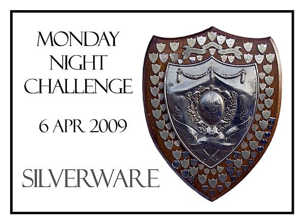 Monday Night Challenge by Stuart463