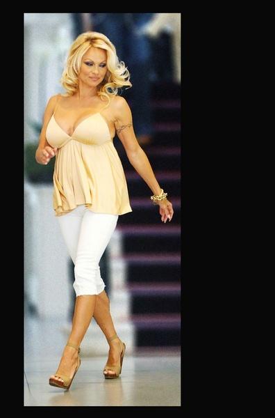 Pamela Anderson by depthimages