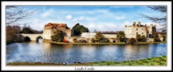 Leeds Castle by BERTRAM