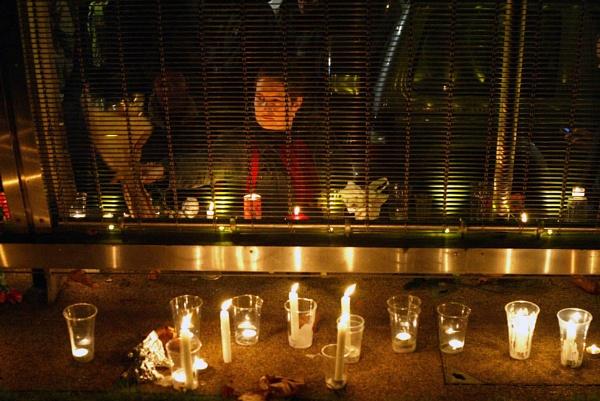 David Morley (Sinders) memorial by paulashby