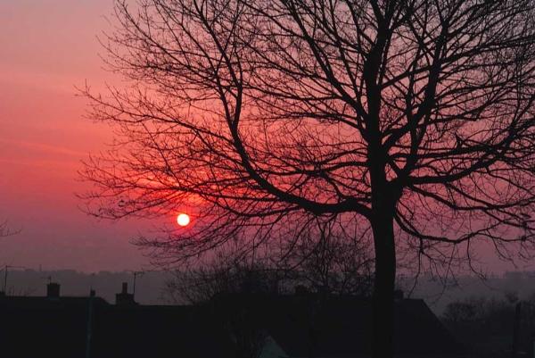Sunrise by Graham15