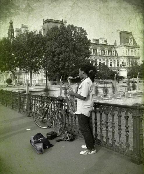 - Enjoy the Music - by Borzos