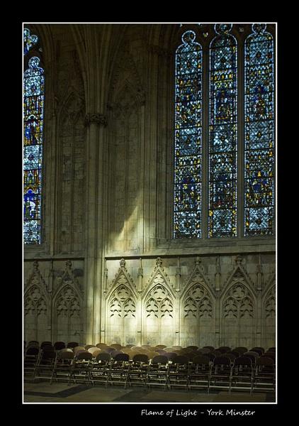 Flame of Light by derekhansen