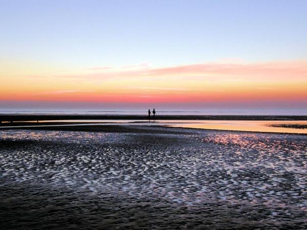 Sunset by Ladynina