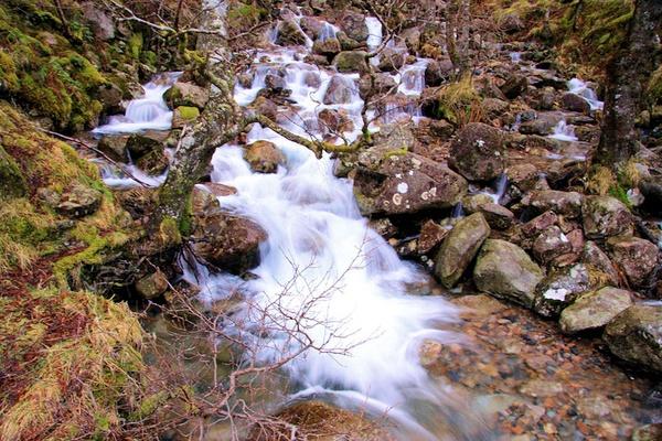 Waterfall 1 by Ladynina