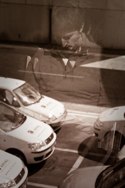 Car Park Reading by Anima