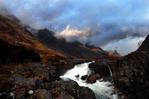 aonach eagach Ridge by tartantrousers