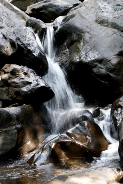Waterfall by catmandu