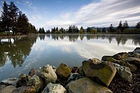 Robert\'s Lake by paulenes
