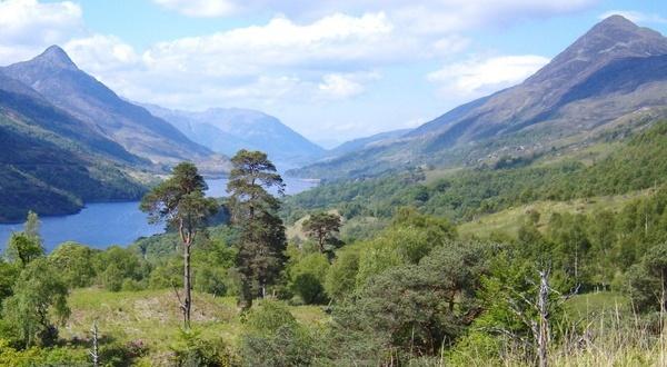 Highland Landscapes by Baggybob