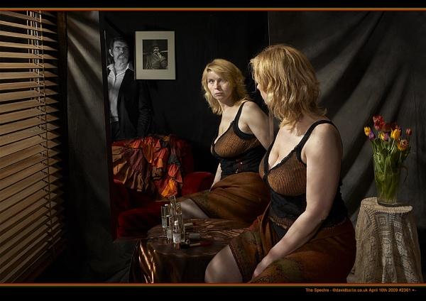 The Spectre by davidbailie