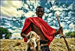 Samburu Farmer